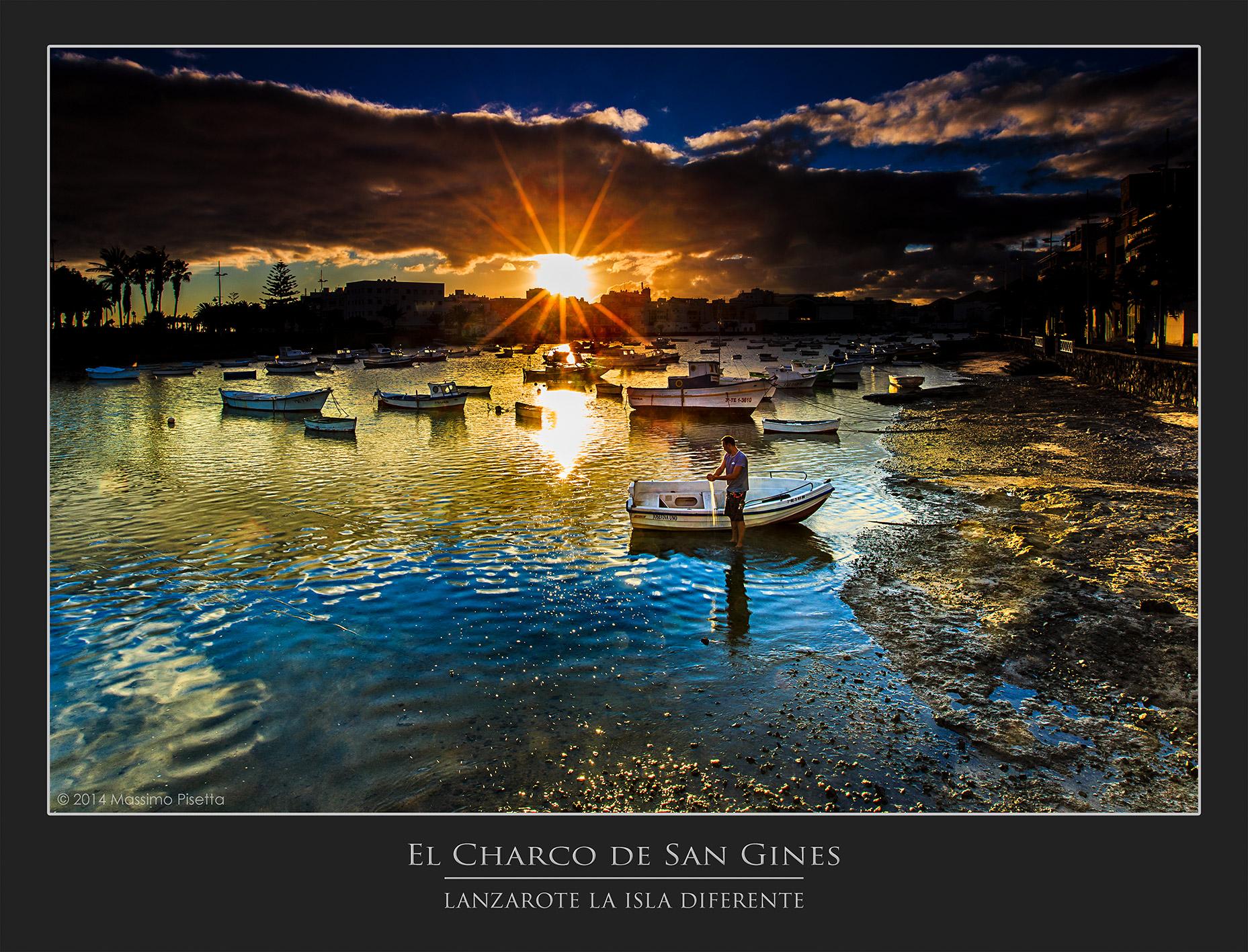 El Charco de San Gines