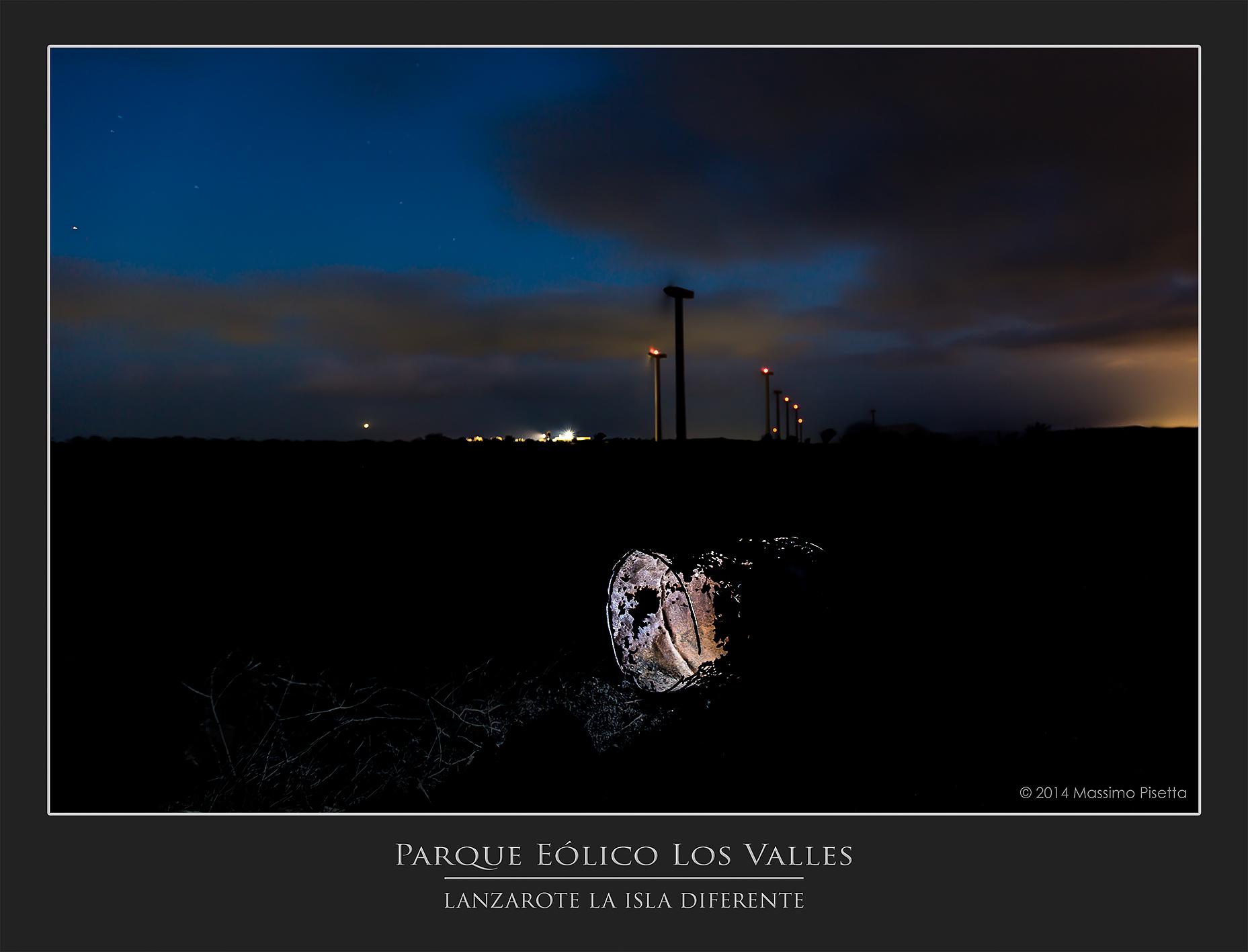 Parque Eólico Los Valles