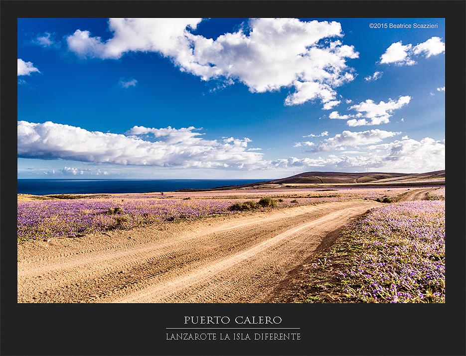Puerto Calero, Lanzarote