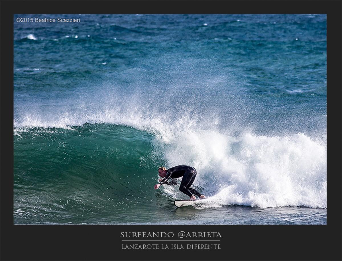 Surfeando @Arrieta
