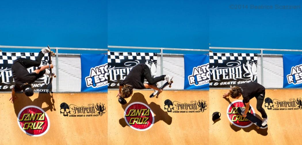 Famara Skate Contest