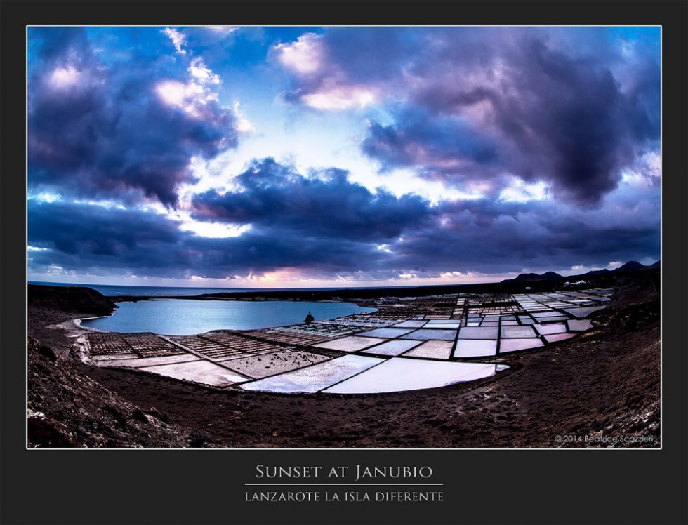 Caleta de Famara, Lanzarote, Canary Island